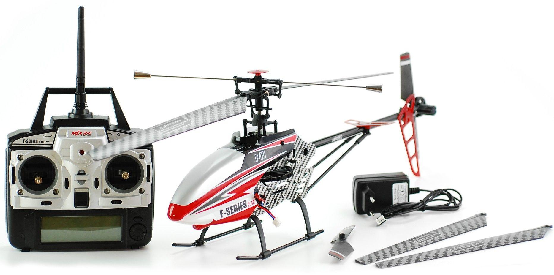 Вертолет на пульте управления - как сделать правильный 97