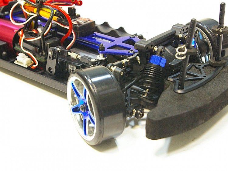 Радиоуправляемая машина для дрифта Himoto Drift 1/10 Бесколлекторная по лучшей цене - Хобби Парк