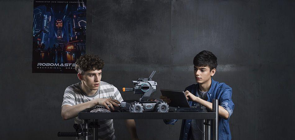 Робот RoboMaster S1.jpg
