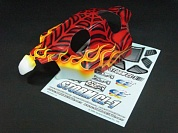 CL-1 RTR Painted Body (Red Spider)