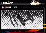 NANODRAGON2 FRONT SHOCK STAY SET