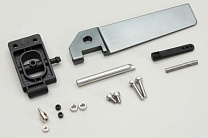 Aluminum alloy rudder assembly set (83013)