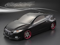 Корпус HONDA CR-Z CARBON для автомодели 1/10